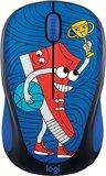 Logitech M238 sneakerhead Draadloze muis met USB dongel_
