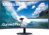 Samsung C32T550FDU monitor Full HD 75Hz Zwart_