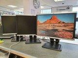 HP Compaq LA2205wg 22inch HD+ Monitor - Gebruikt 3mnd_