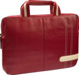 "Krusell Gaia Laptop Slim Case 16"" Briefcase Red_"