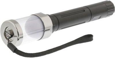 König LED Torch 220lm - Zwart