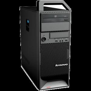 Lenovo Thinkstation S30 / 16GB RAM / 250GB SSD / R9 280 / Gebruikt