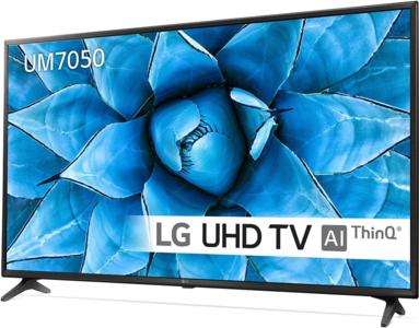 LG 55 inch UHD smart TV Netflix