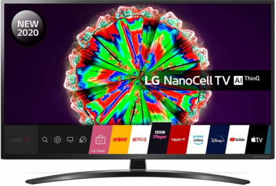 LG 50NANO796NE Nanocell Smart TV Netflix ThinQ WebOS5.0