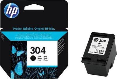 HP 304 Zwart Origineel