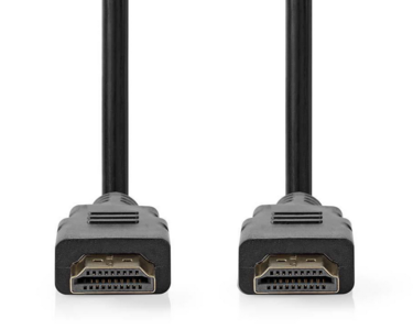 HDMI Kabel 0.5m High Speed + Ethernet 4K