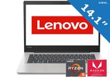 Lenovo V330-14ARR - Ultieme 14 inch Laptop - Ryzen 5 - 8GB - 256GB SSD - Zilver_