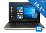 HP Pavilion 14-bs047na - Intel® Pentium™ N3710 - 128GB SSD - Goud - UK_