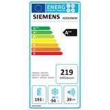 Siemens KG33VXW30 176cm A++ koel-vries_