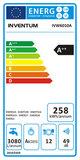 Inventum IVW6010A inbouw vaatwasser_