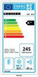 Liebherr GNP3013-22 no-frost vriezer 184x60cm A++_