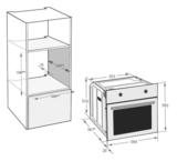 Beko BIC22000X oven RVS Preium+ 5jaar_