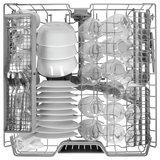Siemens SN657X02PE inbouw vaatwasser A++ 41dB digitaal_