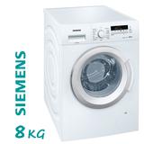 Siemens WM14K261NL 8KG 1400T wasautomaat met knoppen_