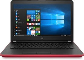 HP 14-bs044na -14 inch Laptop - Pentium - SSD - Rood - UK