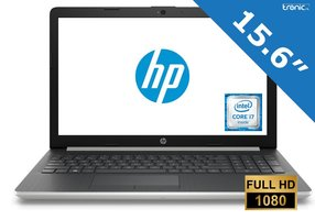 HP 15-da0595sa - 15.6 inch - Core i7 - 8GB - 240GB SSD - Full-HD - UK