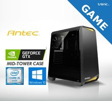 Game PC - Intel Core i5-4570 - 8GB DDR3 - 240GB SSD - GTX1060 3GB DDR5