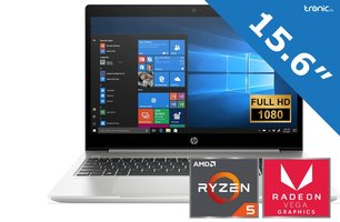 HP ProBook 455 G6 - 6EB47EA#ABH - AMD® Ryzen™ 5-2500 - AMD® VEGA - 250GB SSD - B-Keus