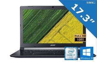 Acer Aspire 5 Pro - A517-51P-87GT - Intel® Core™ i7-8550 - 12GB DDR4 - 250GB SSD + 2000GB HDD