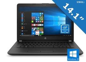 HP Pavilion 14-bs039na - Intel® Pentium™ N3710 - 128GB SSD - Grijs - UK