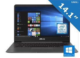 Asus Zenbook UX430UA-GV456T - Intel® Core™ i7-8550 - 16GB RAM - 256GB SSD - DE-model
