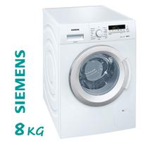 Siemens WM14K261NL 8KG 1400T wasautomaat met knoppen
