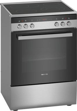 Siemens HK9R3A250 keramisch fornuis RVS