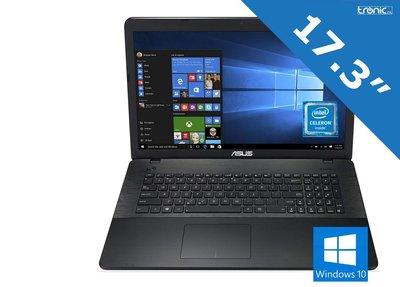 Asus F751NA-TYS27T - Intel® Core™ N3350 - 4GB RAM - 250GB SSD