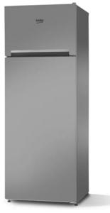 Beko RDSA240K20XP koelkast 146x55cm inox